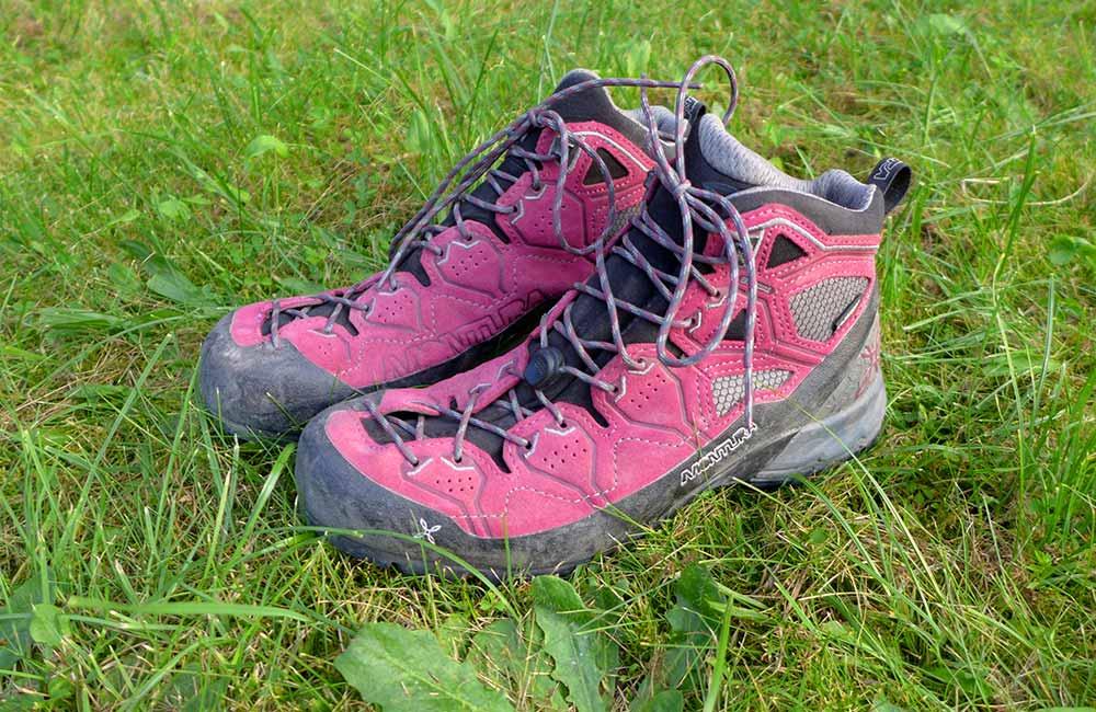wygodne buty górskie dla kobiet