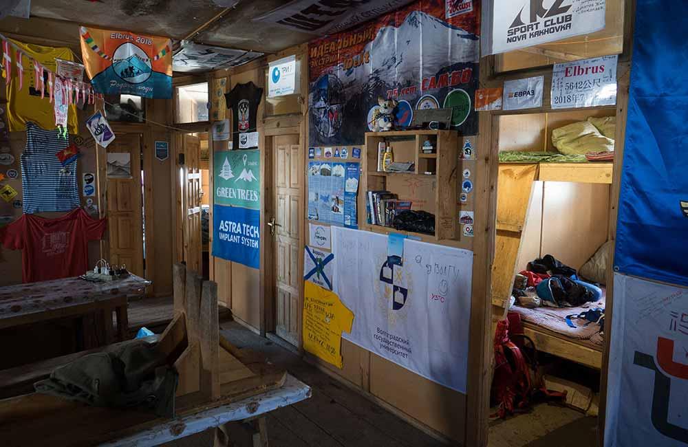 Noclegi pod Elbrusem