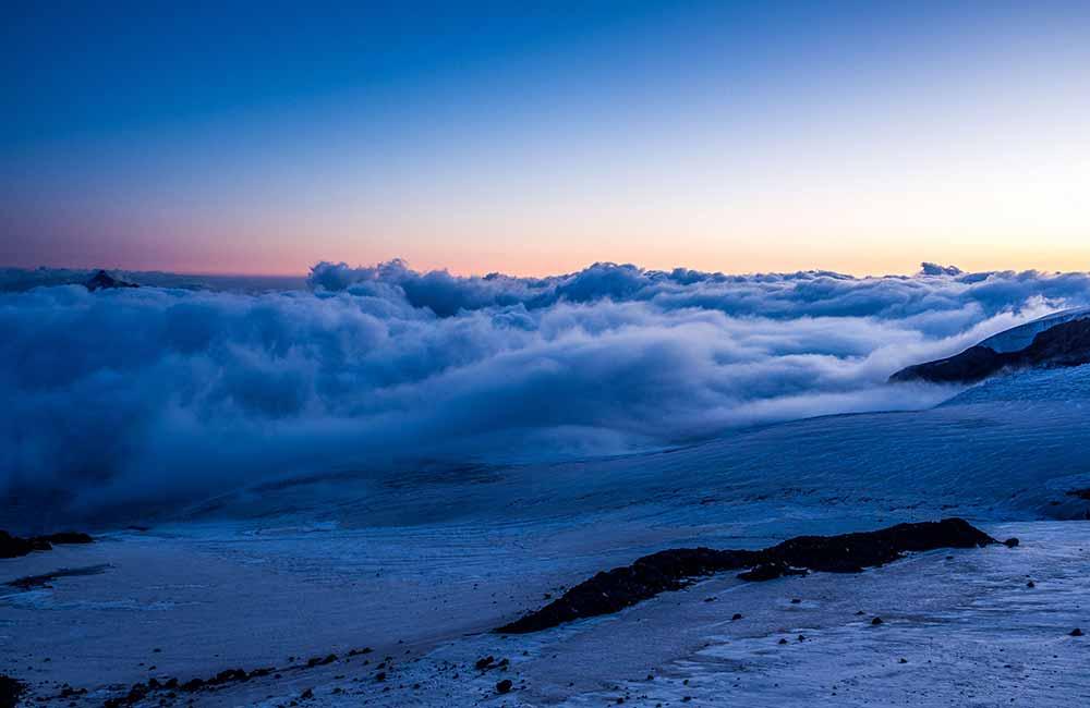 Gdzie leży Elbrus