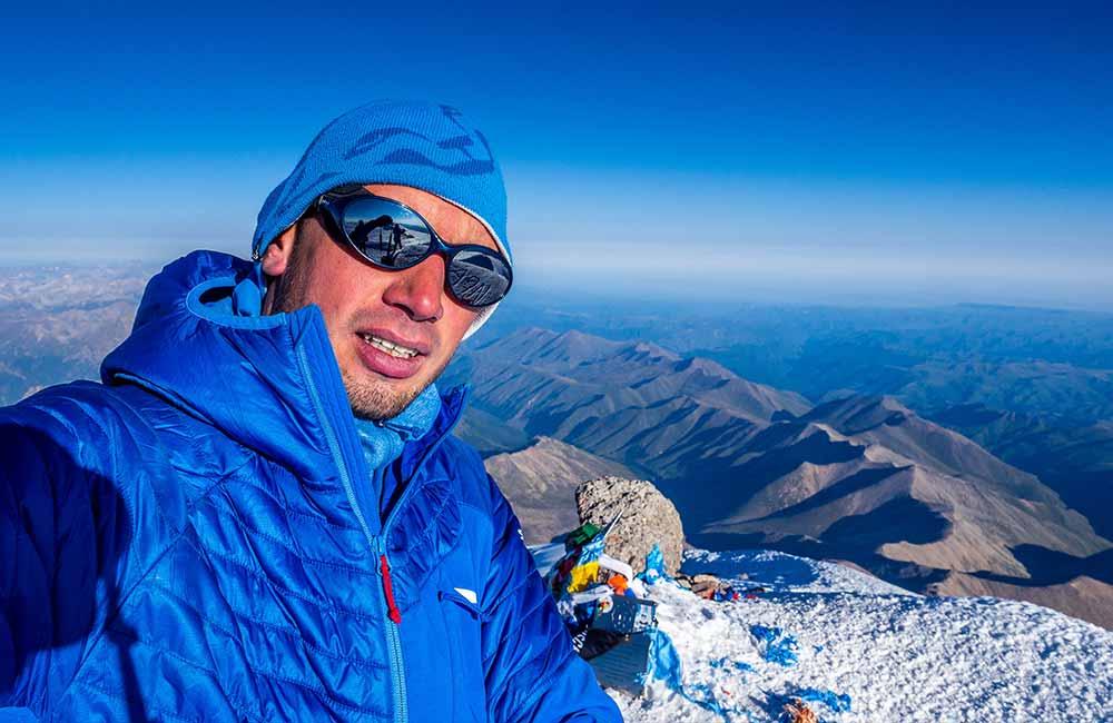 Elbrus widoki