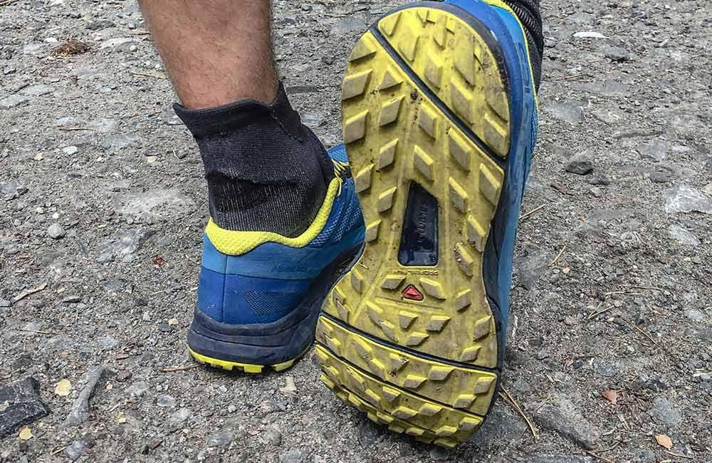 Buty do biegania z dobrą podeszwą