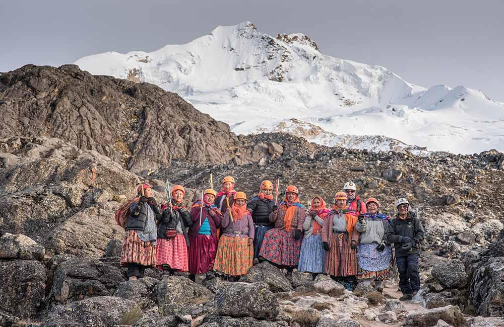 Góry Boliwii