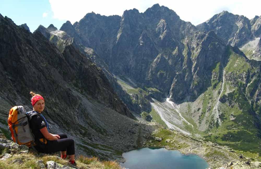 Szlaki w Tatrach Słowackich