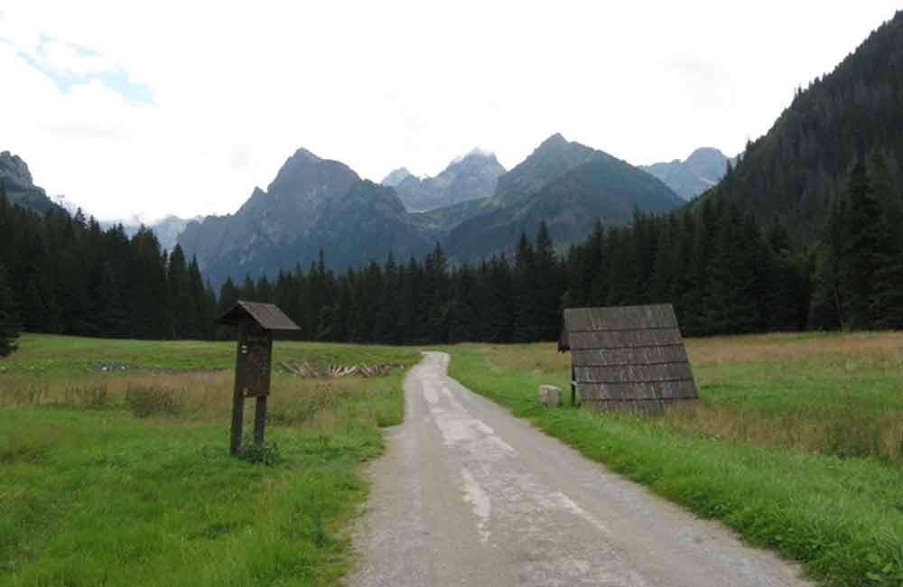 Jakie szlaki w Tatrach Słowackich polecacie
