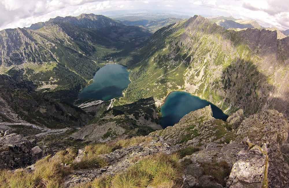 Szlak do Przełęczy Mięguszowickiej