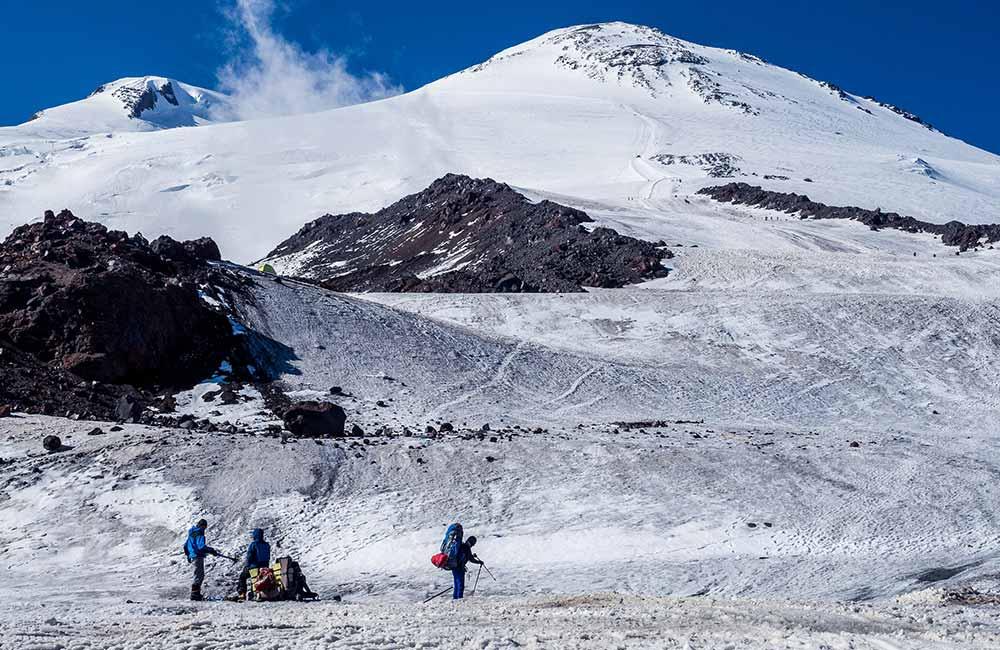 Co zabrać na Elbrus - sprzęt