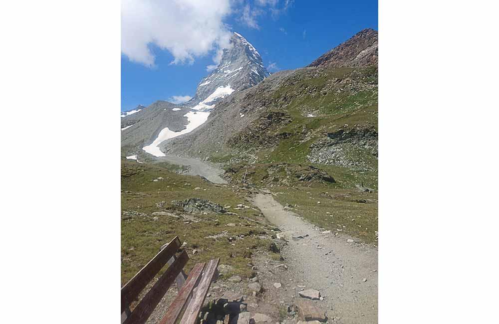Jak wejść na Matterhorn
