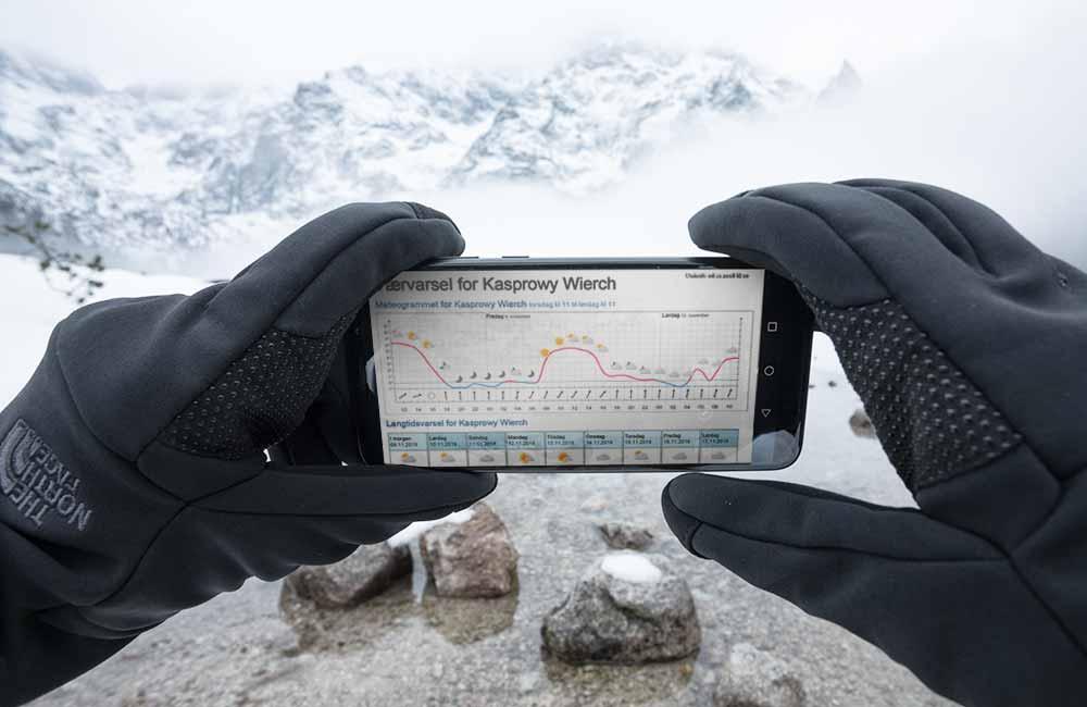 Pogoda w górach – jak sprawdzać prognozę