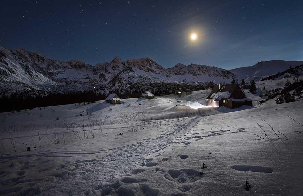 Tatry zimą dla początkujących