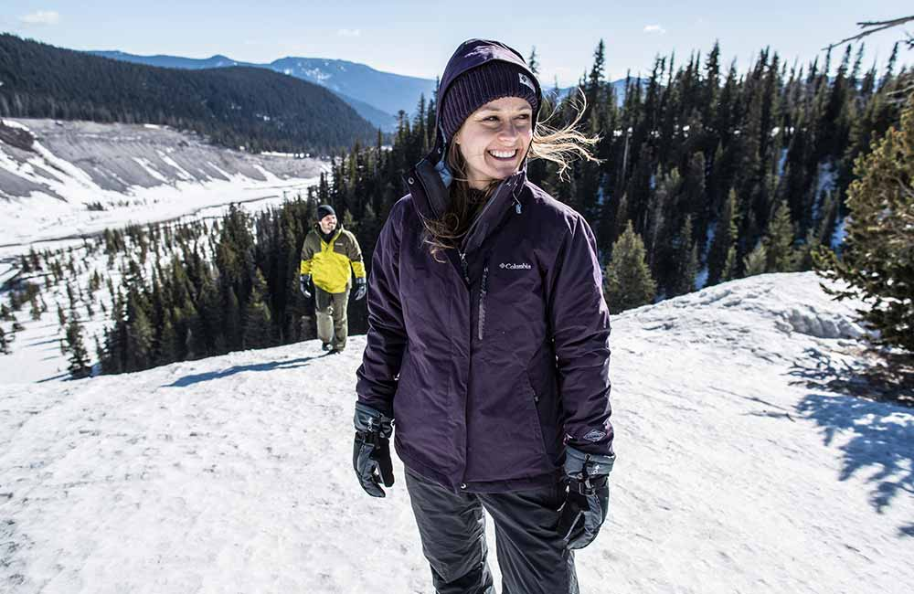 Jak się ubrać zimą w góry