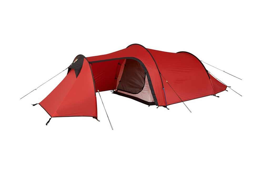 Namiot 3-osobowy na zimę