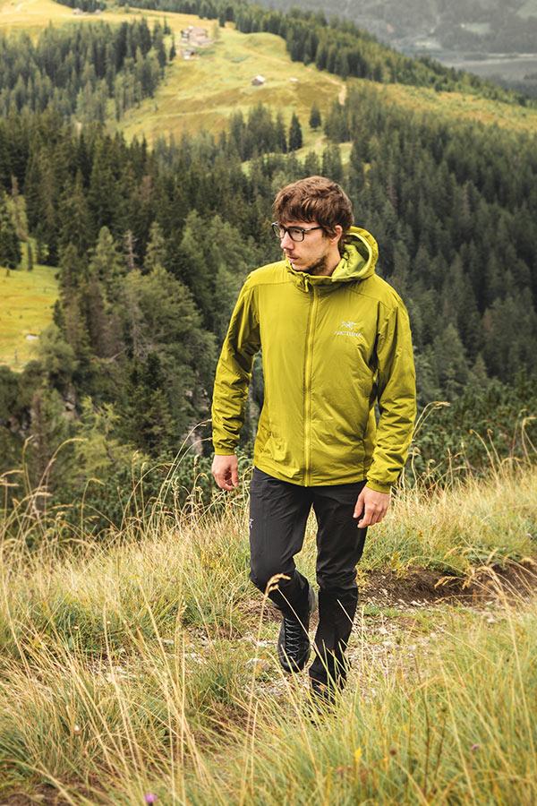 spodnie softshell na trekking