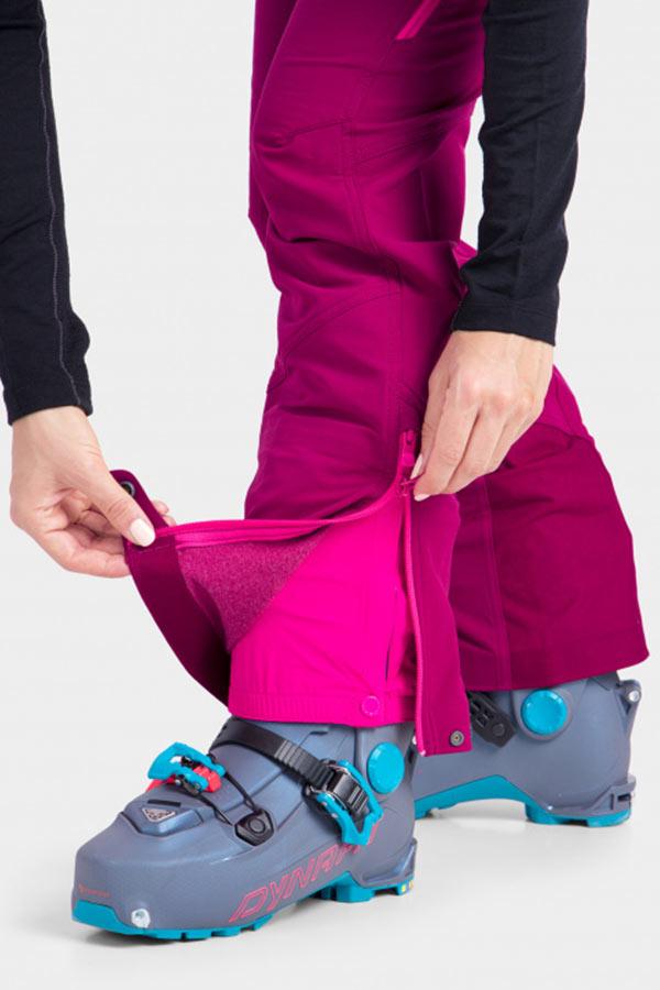 spodnie na skitury