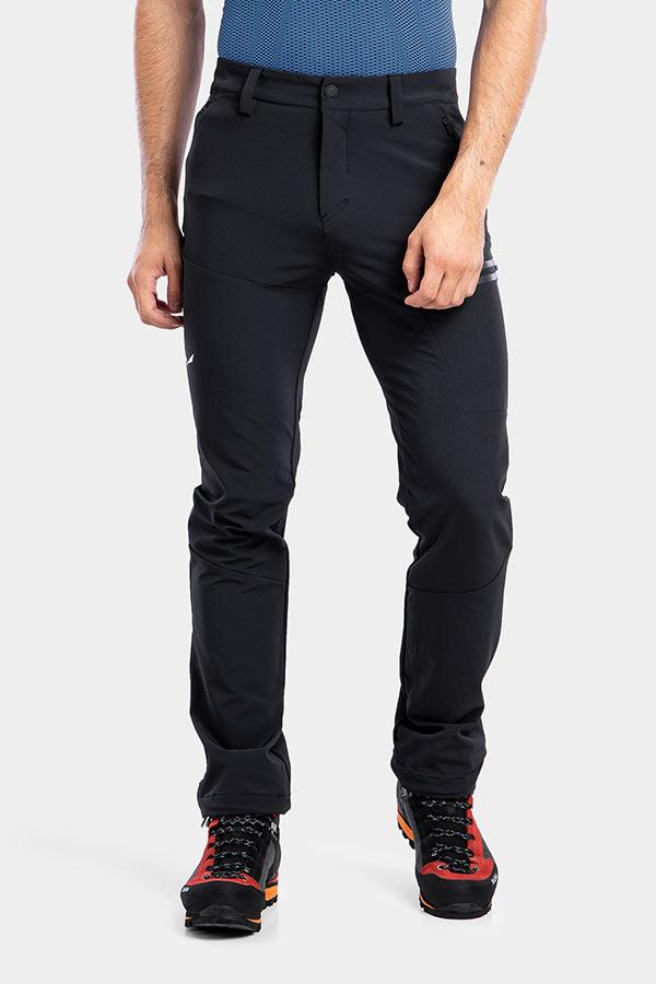 spodnie softshell salewa