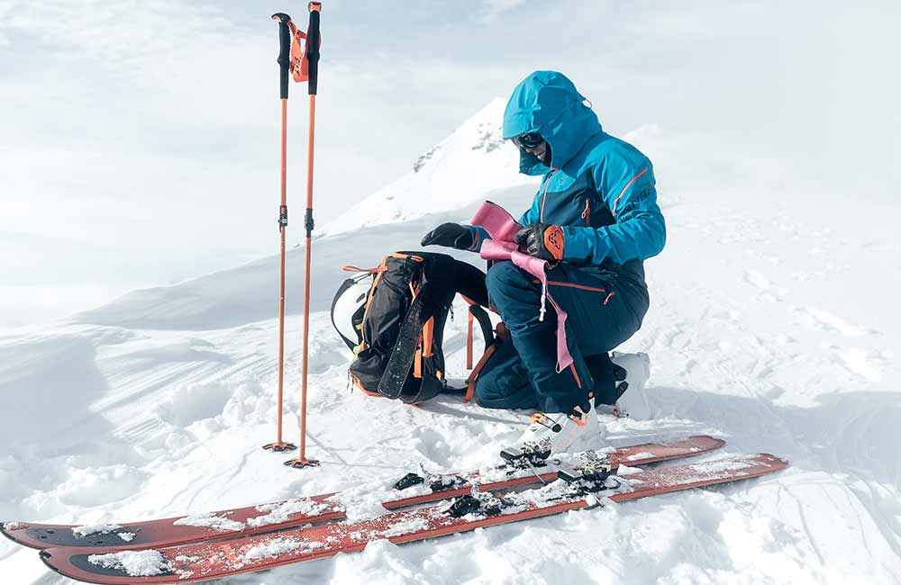 Jakie narty skiturowe wybrać?