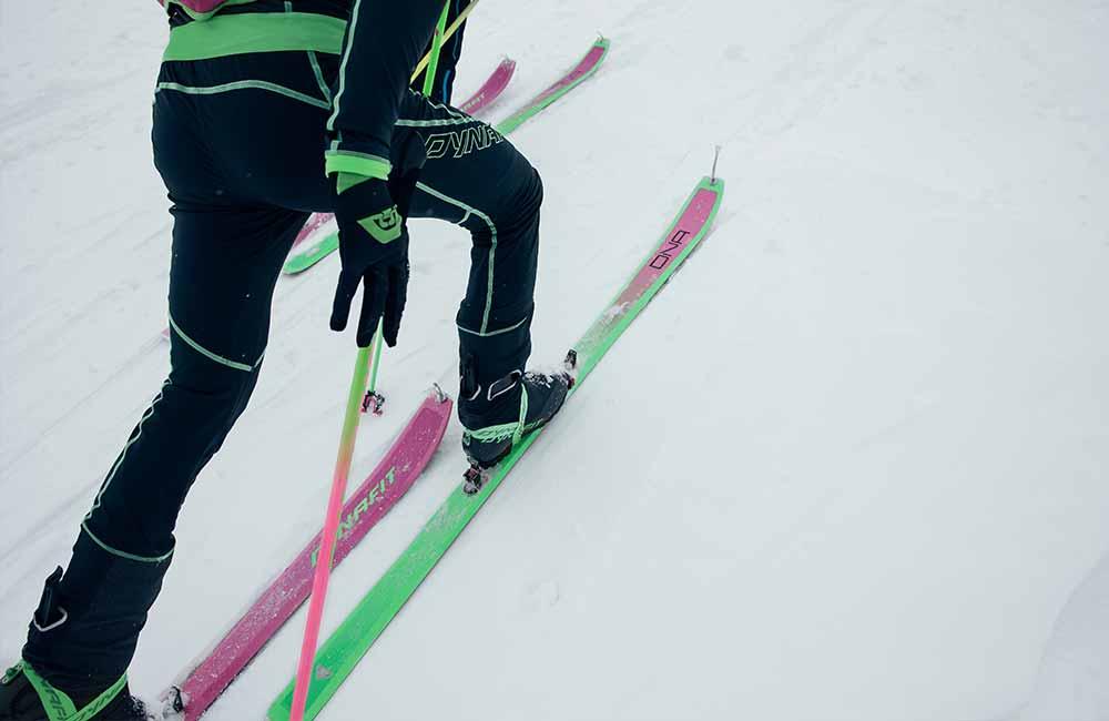 Jak wybrać wiązania skiturowe dla zawodników