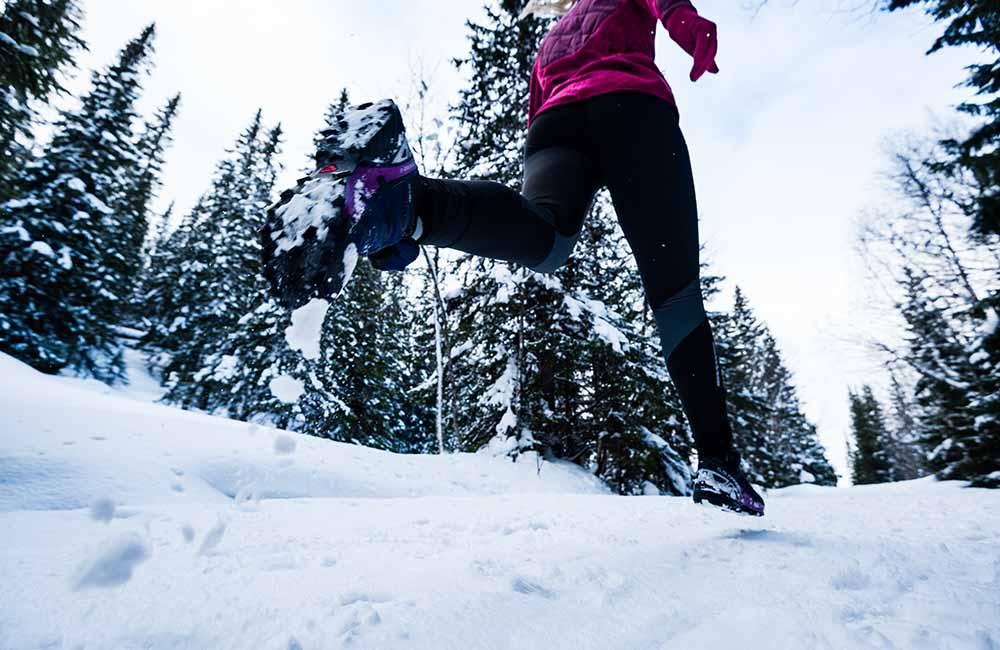 Buty do biegania na zimę