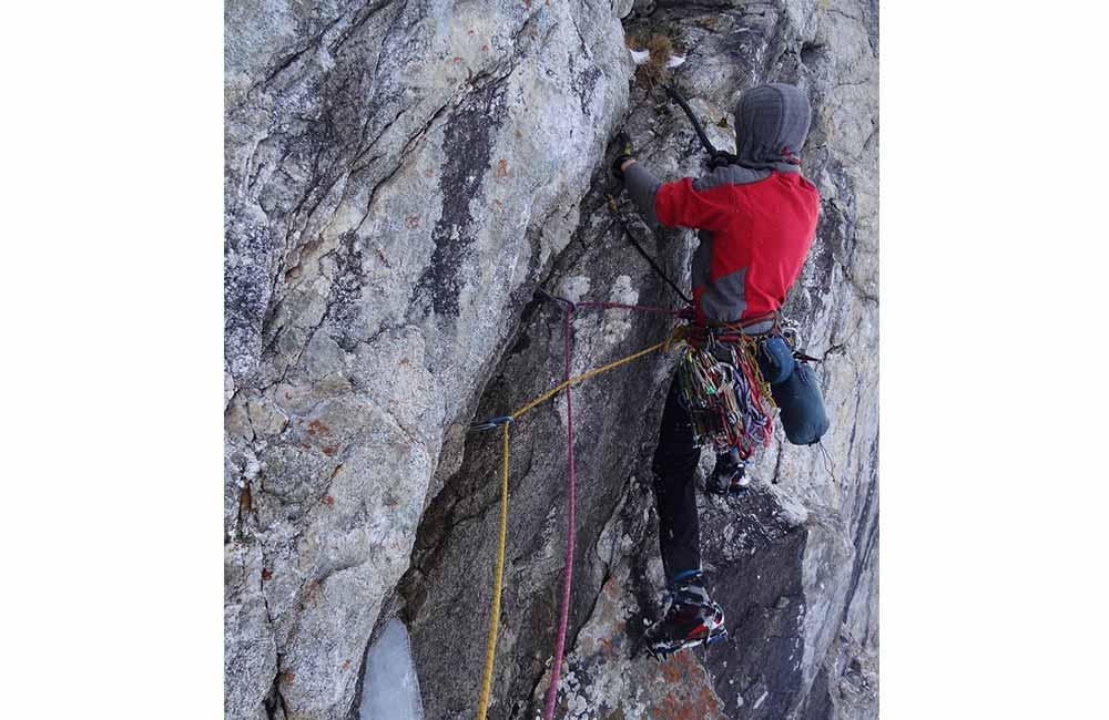 Raki Climbing Technology do wspinaczki