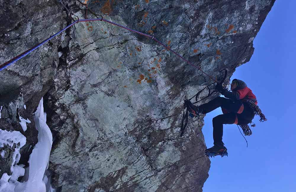 Sprzęt do wspinaczki w Tatrach