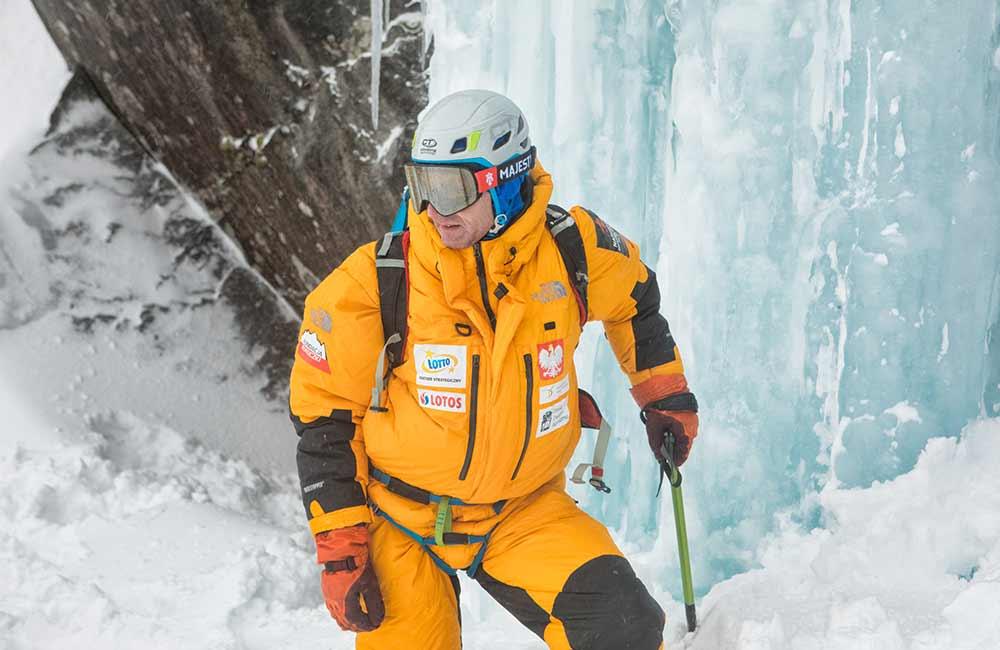 Gogle narciarskie dla alpinistów