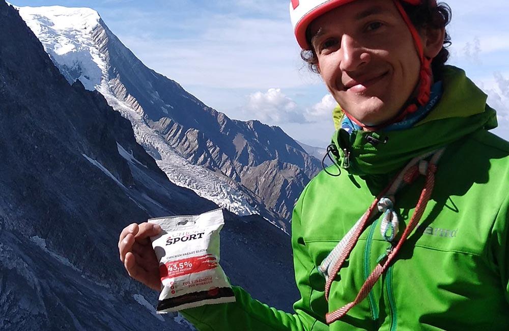 Co jeść zimą w górach