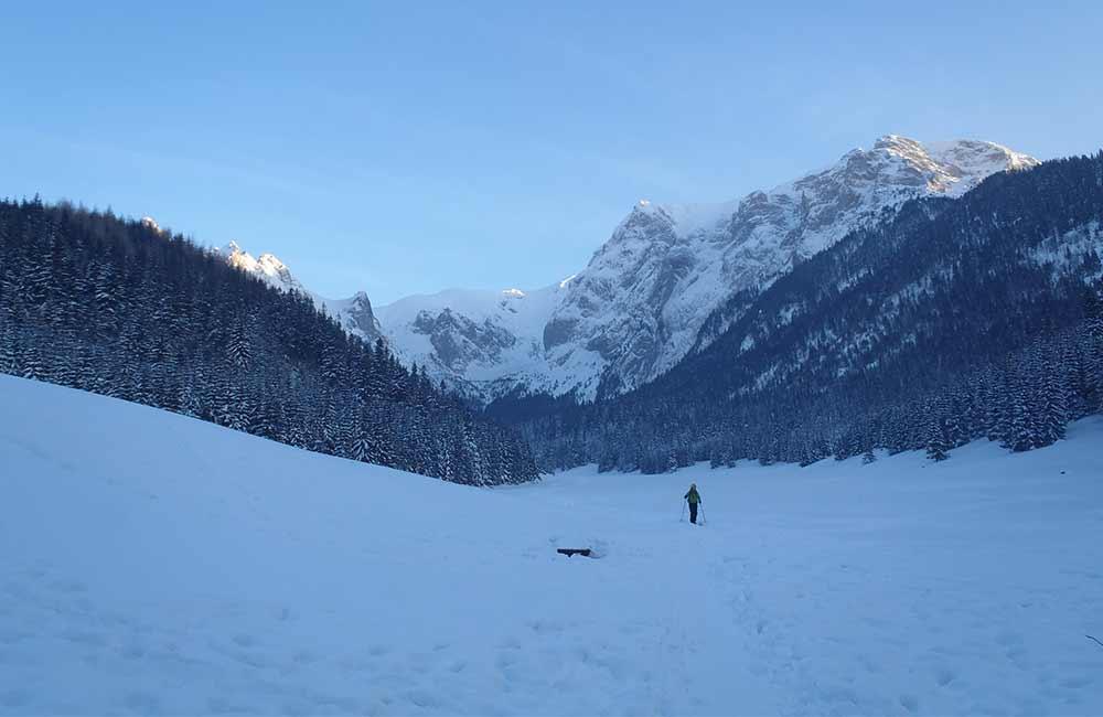 Propozycje zimowych tras w Tatrach