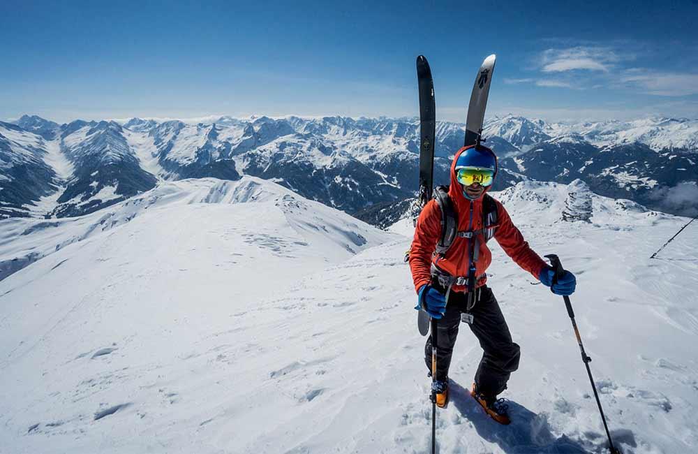 Gogle narciarskie z dobrym filtrem