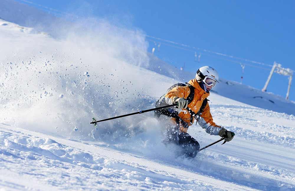 Jaki poziom wentylacji w goglach narciarskich?
