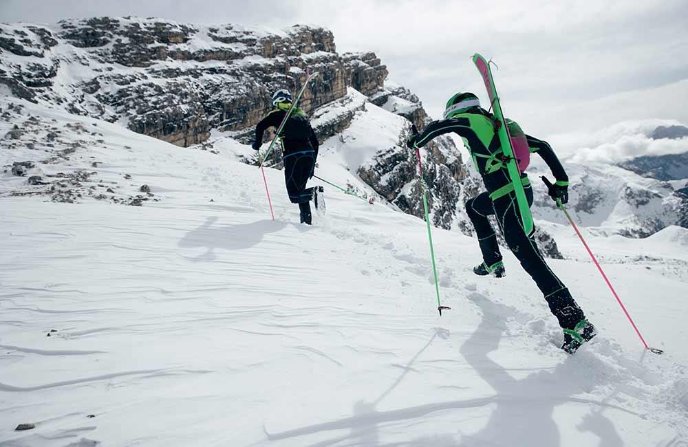 Odpowiednia pojemność plecaka skiturowego