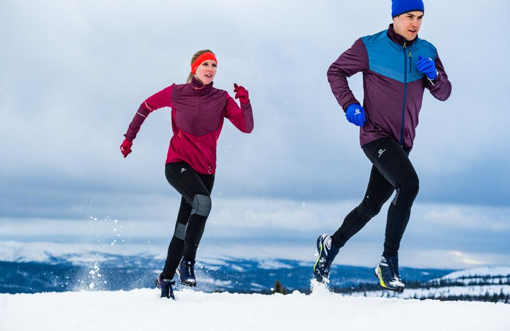 Getry do biegania zimą