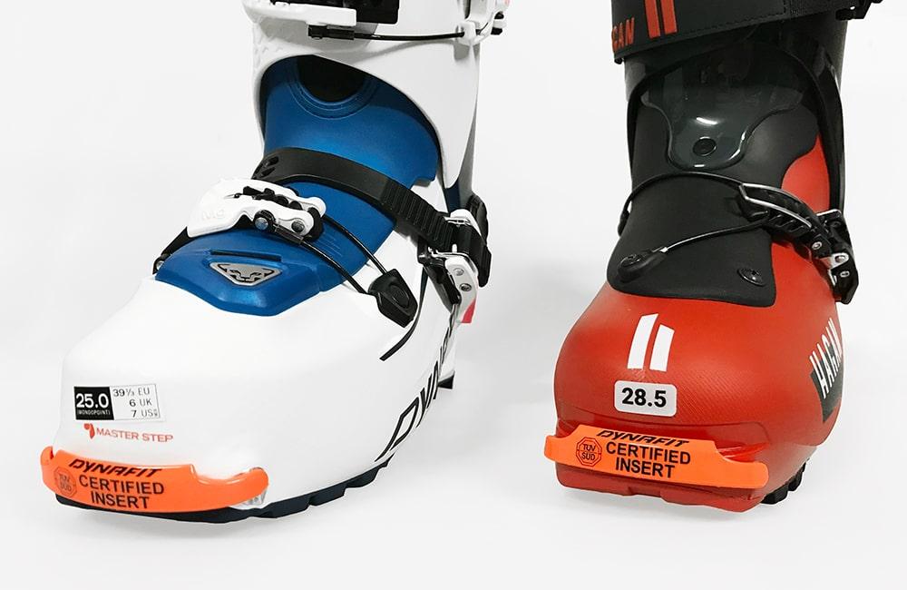 Oryginalne inserty Dynafit w butach skiturowych