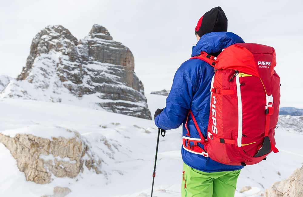 Jaki plecak na skitury?
