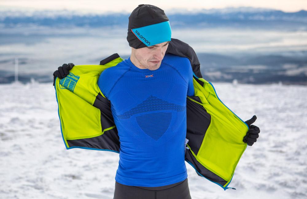 Bieganie zimą - jak się ubrać?