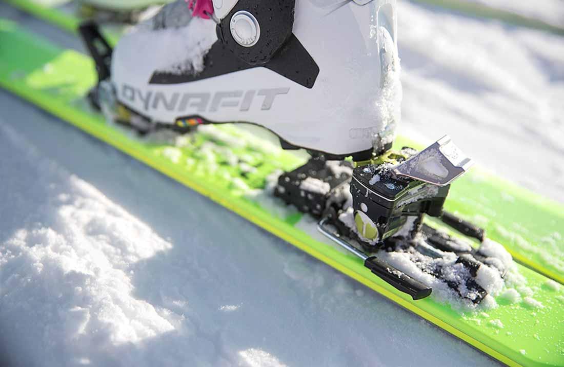 Jak wybrać wiązania skiturowe dla początkujących