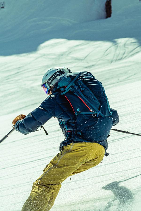 plecak na narty skiturowe