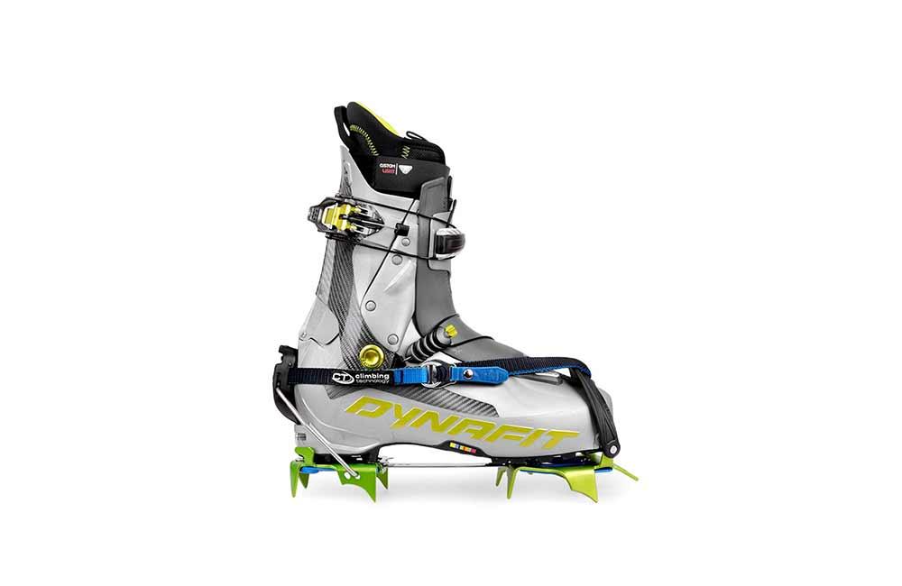Buty skiturowe pod raki