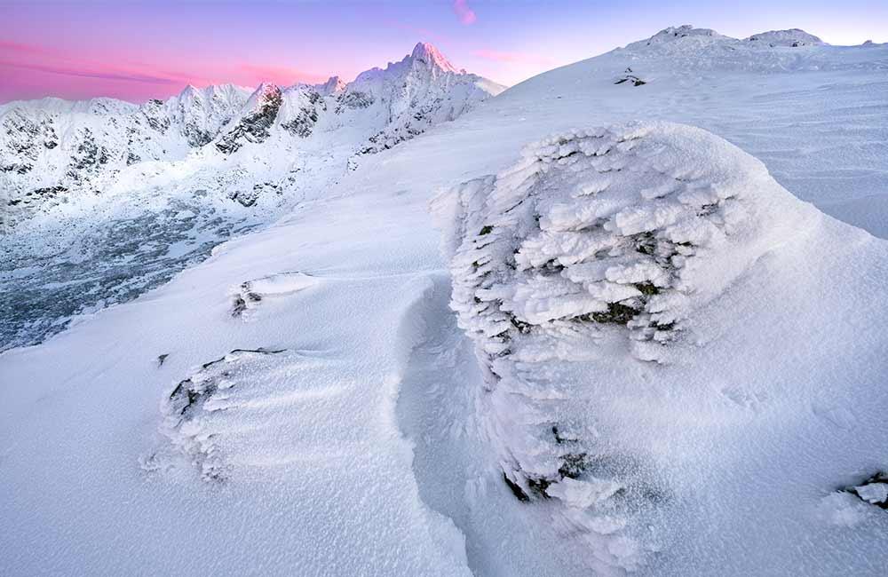 Gdzie w Tatrach można wędrować Zimą?