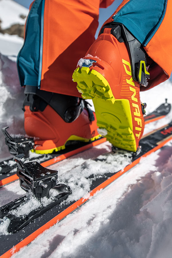 wiązania skiturowe dynamit