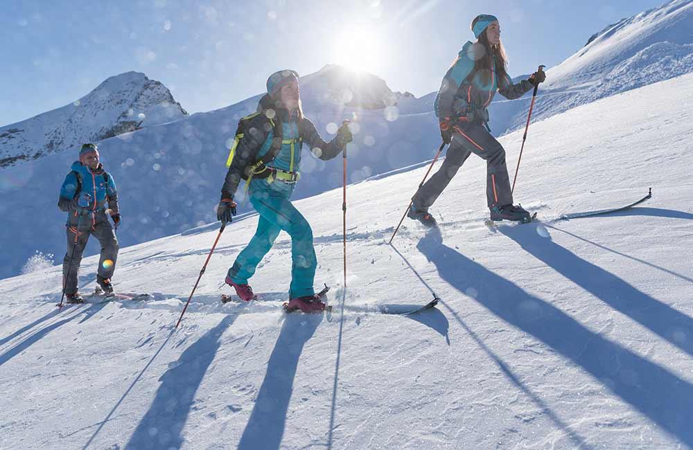 Co zabrać na narty skiturowe