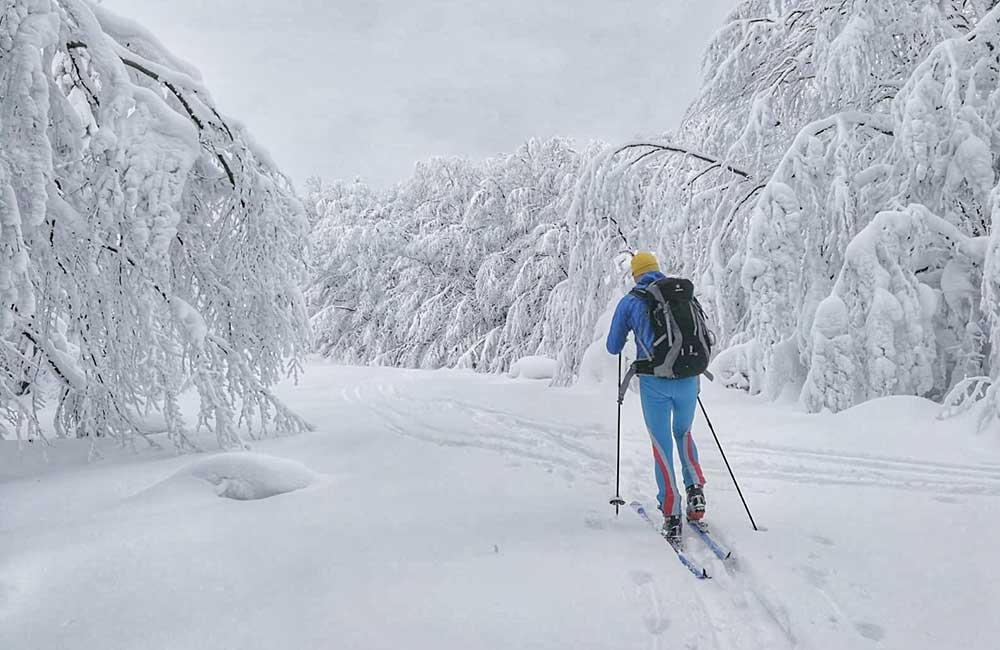 Trasy skiturowe w Polsce dla średniozaawansowanych i zaawansowanych