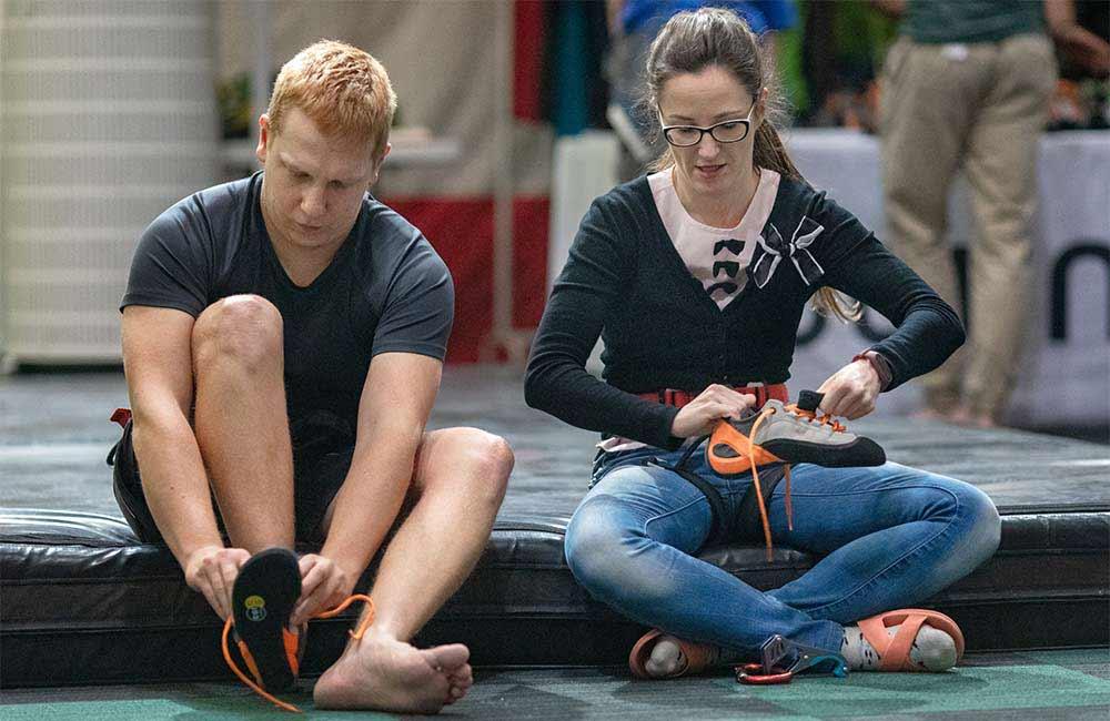 Jak mierzyć buty wspinaczkowe
