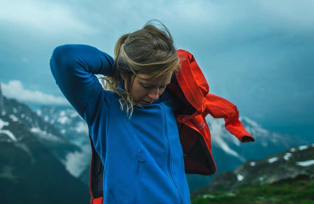 Jakie ubranie w góry