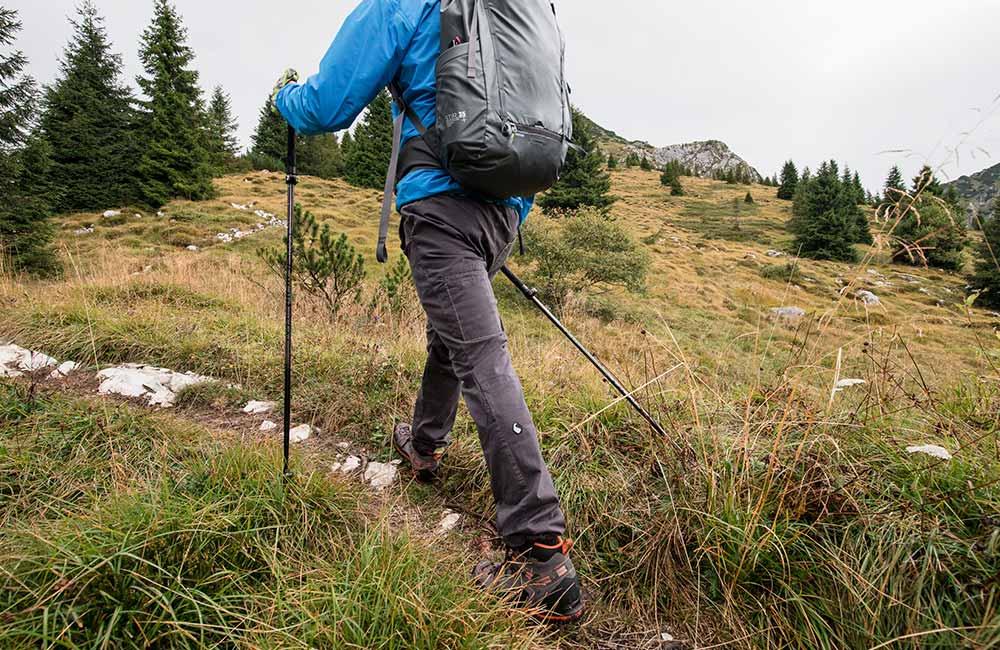 Kijki do chodzenia po górach