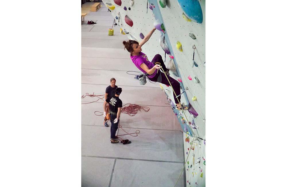 Jak zaplanować trening wspinaczkowy