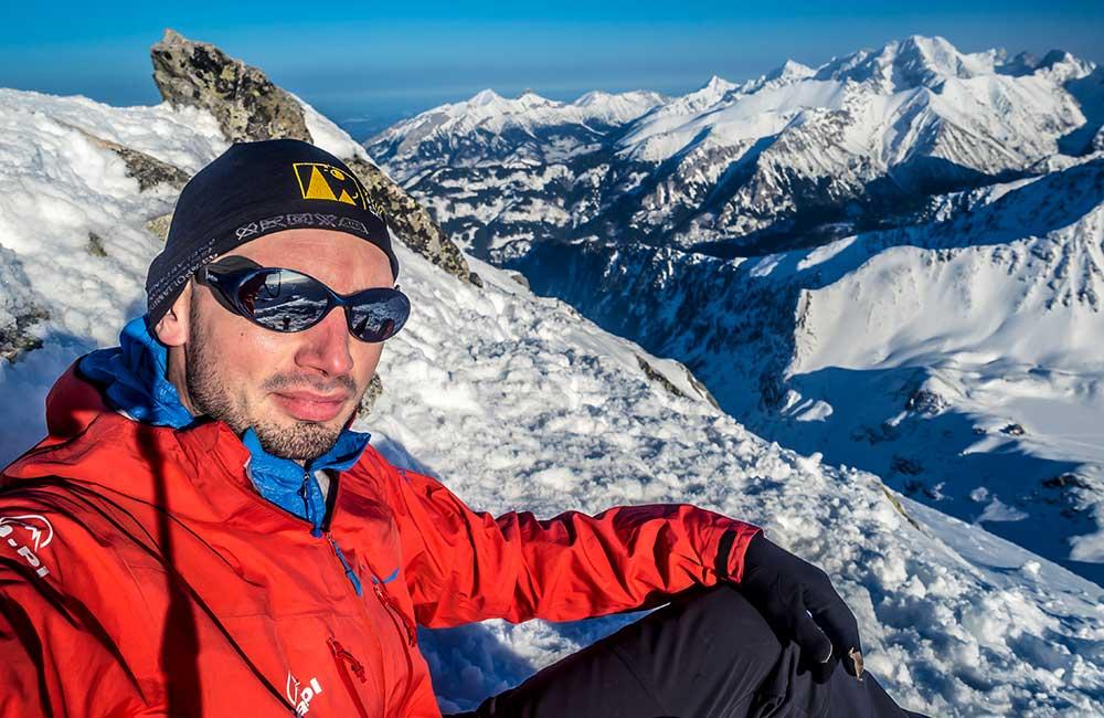 Co jeść zimą w górach?