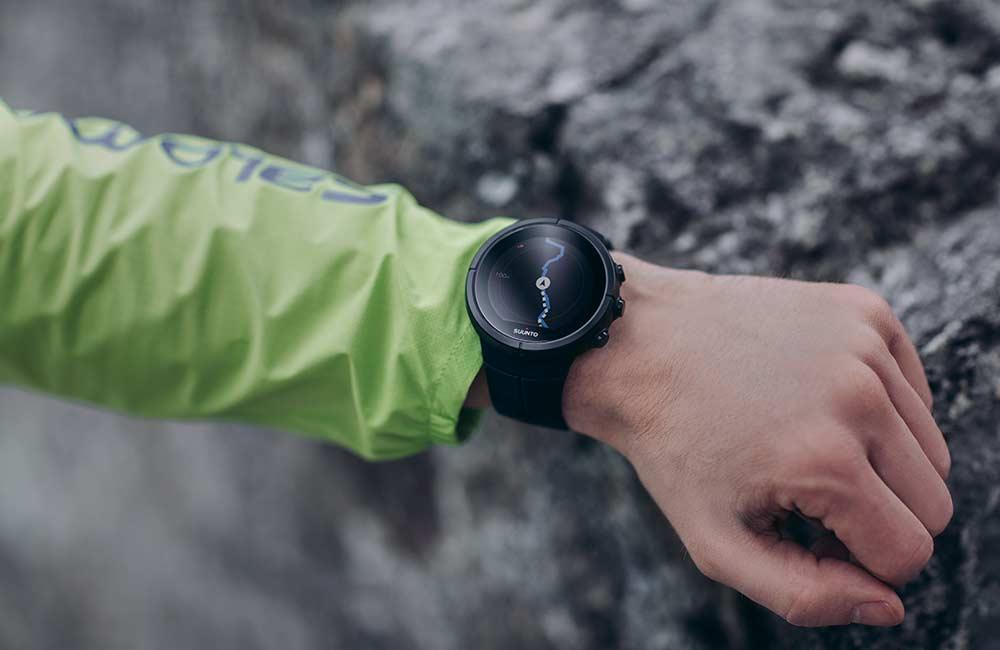 Zegarek z nawigacją
