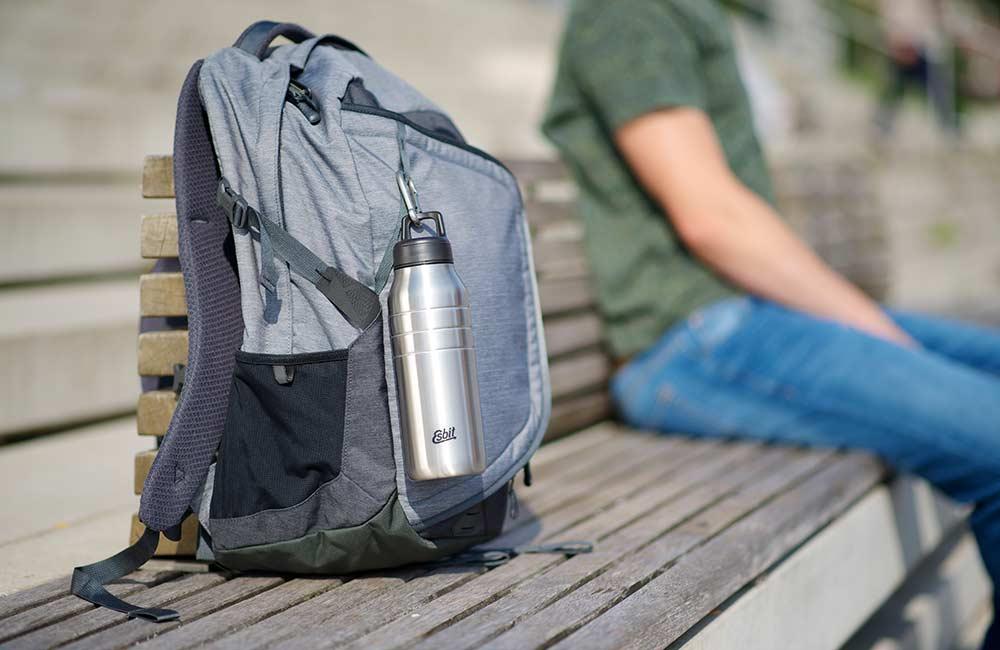 Butelki na wodę wielokrotnego użytku