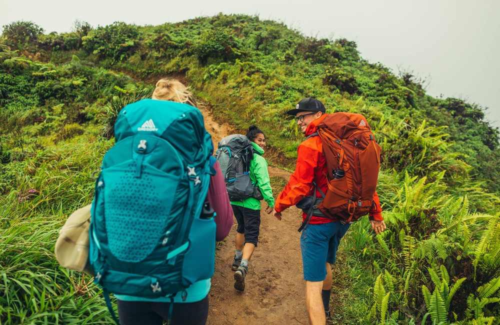 702c5bf221be2 Jaki plecak na wakacje lub długi weekend? Firmy produkujące średnie i duże  plecaki turystyczne zadbały, by było w czym wybierać! (fot. Gregory)