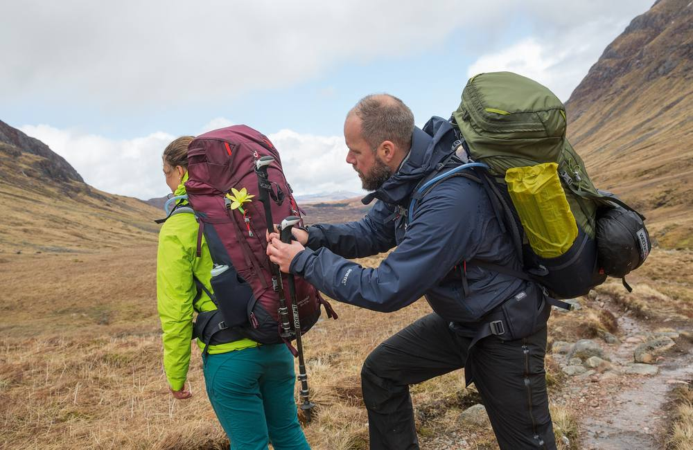 Jaki plecak na wyjazd w góry