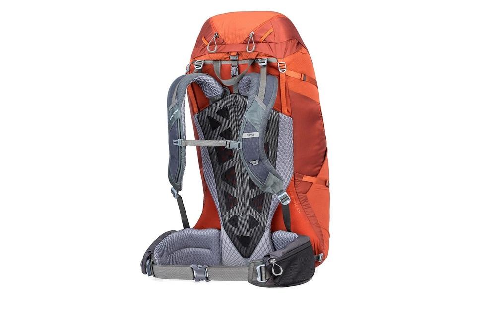 Plecaki z zaawansowanym systemem nośnym